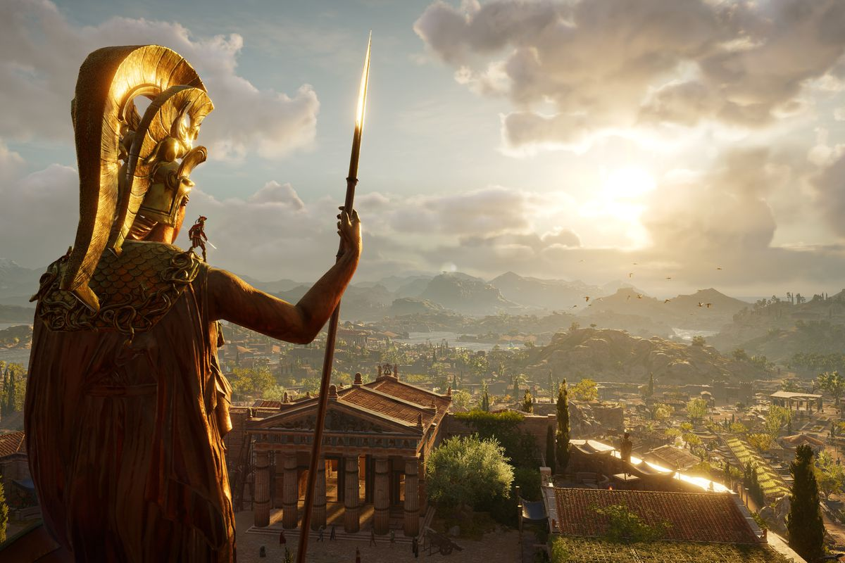 Clear Choice Reviews >> Assassin's Creed Odyssey Guided Mode versus Exploration ...