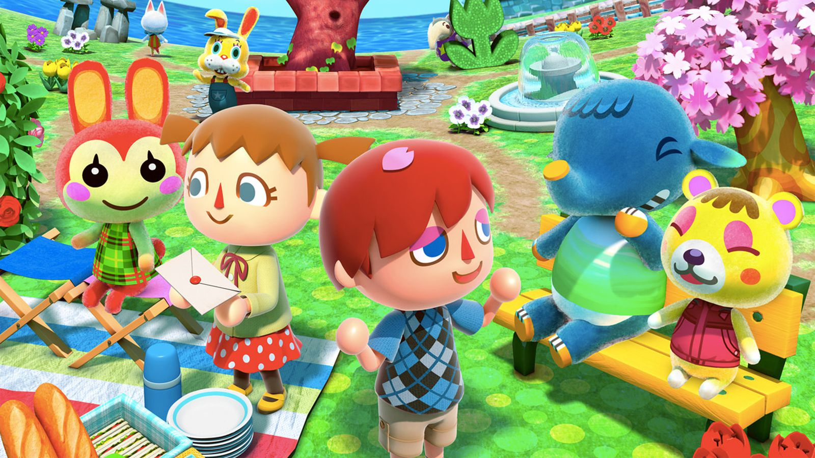 Image result for ANIMAL CROSSING: NEW LEAF