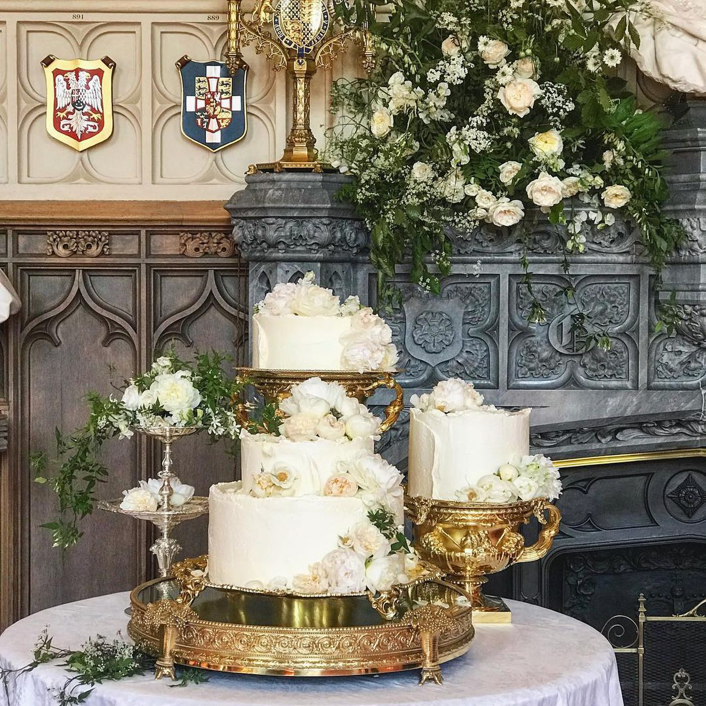 How London Baker Claire Ptak Made The Royal Wedding Cake Eater