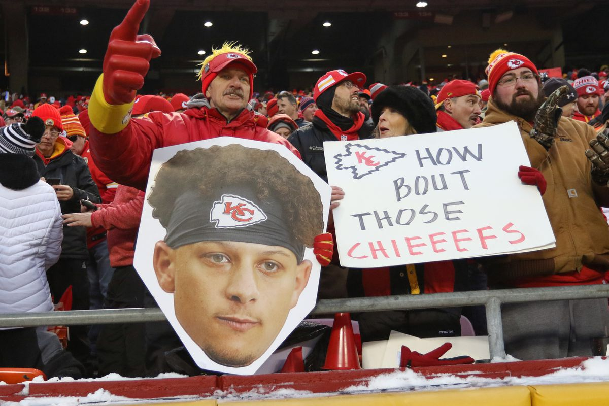 NFL: JAN 12 AFC Divisional Playoff - Texans at Chiefs