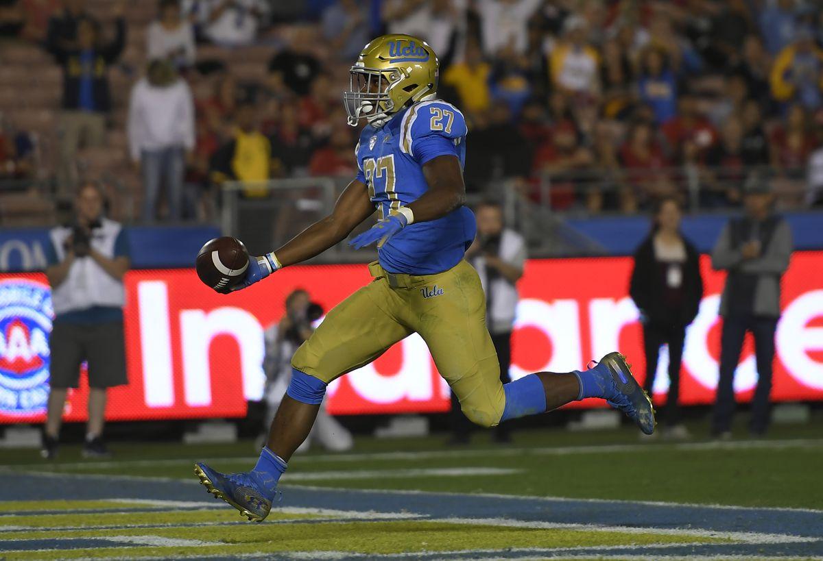 Utah v UCLA