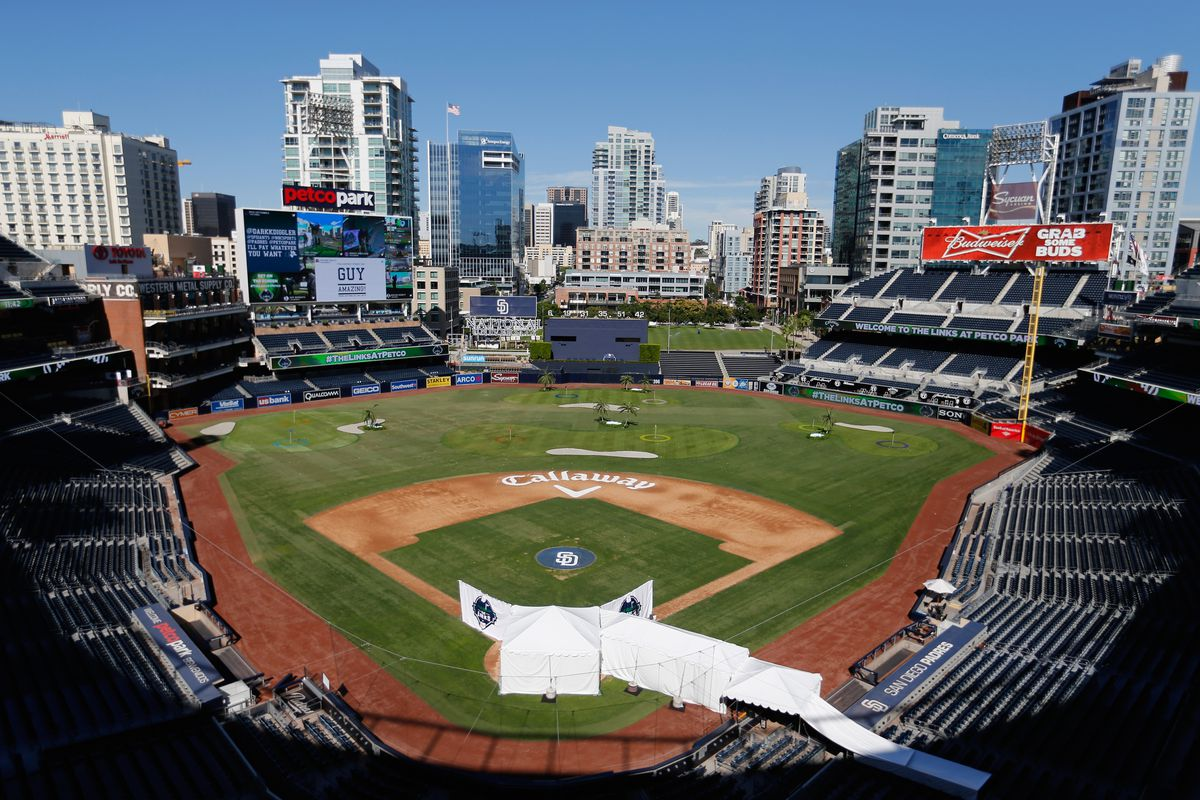 073b02271 Petco Park isn't the pitcher's paradise it used to be - Beyond the ...