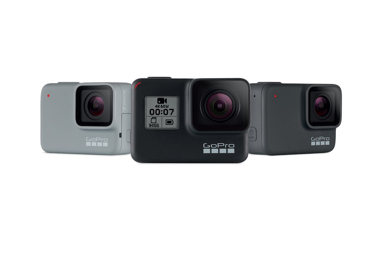 gopro s hero 7 black features live streaming smooth stabilization and 4k video at 60 fps