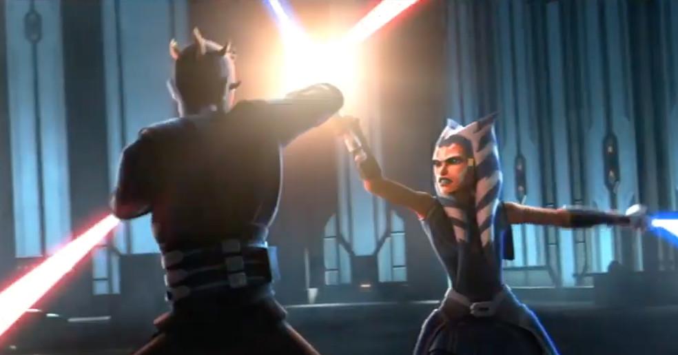 The Star Wars: The Clone Wars season 7 trailer is here