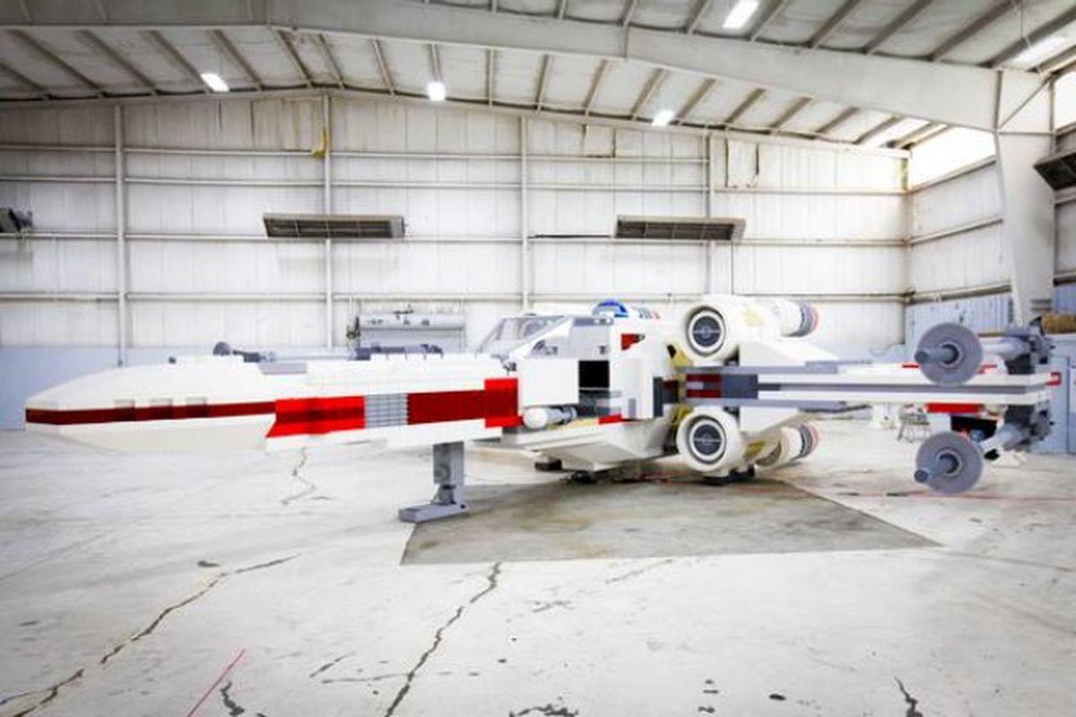 lego x-wing (lego)