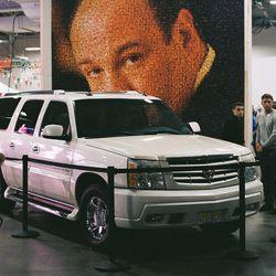 Tony Soprano's Cadillac Escalade, used on the show beginning in Season 5