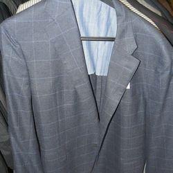 Hickey Freeman suit, $999