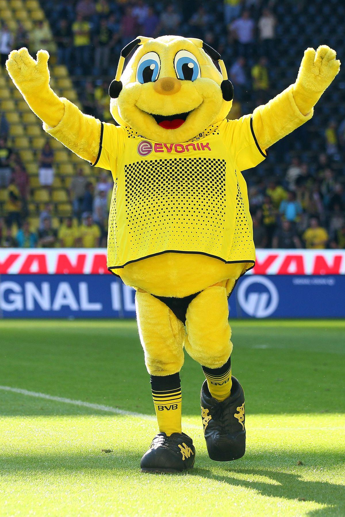 Stuttgart S Fritzle Voted Best Bundesliga Mascot In Sport1 Poll Bavarian Football Works