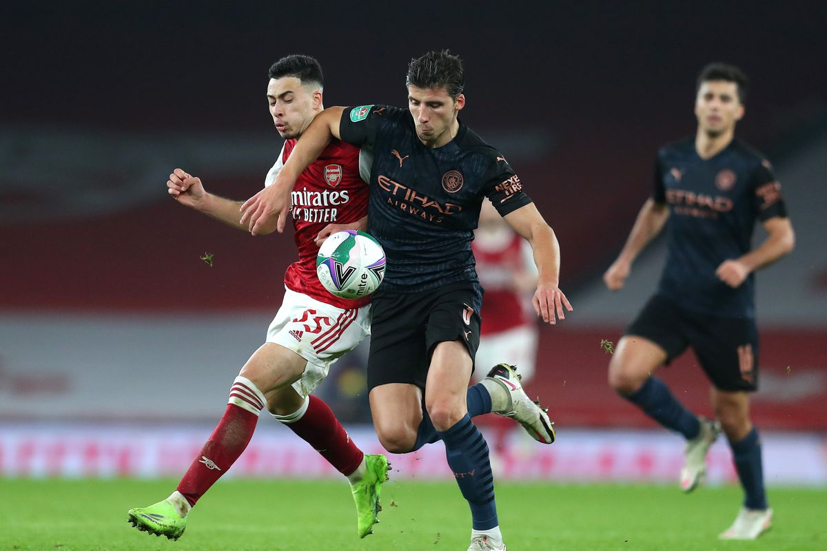 Manchester City V Arsenal Preview Team News And Prediction Bitter And Blue