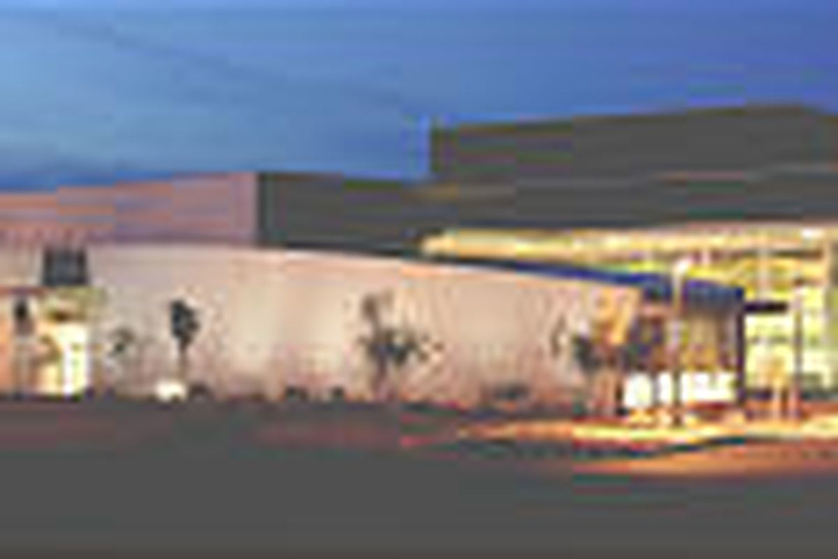 The 78,000-square-foot fine arts center at Dixie State College is named after Dolores Dore Eccles, whose family donated $3 million for construction of the multiple-use building.