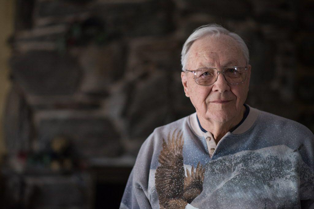 Retired Oak Lawn Detective Frank Gilbert.