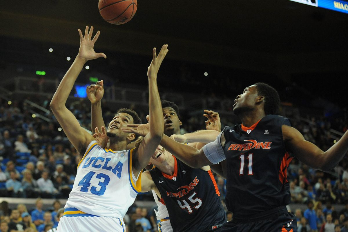 UCLA will need Jonah Bolden off the bench in the Maui Tournament.