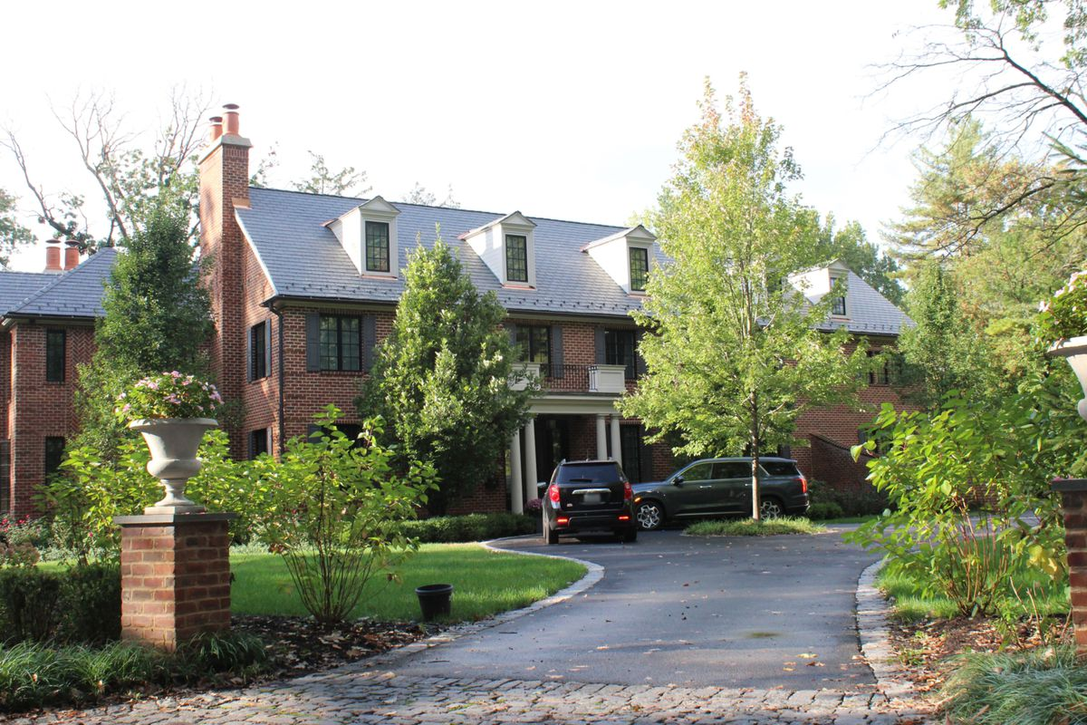 Cook County Assessor Fritz Kaegi gave the disabled veterans property tax break to the owner of this 12,000-square-foot home even though the value his office put on the house was too high to qualify. That reduced the owner's property taxes this year by $17,533, cutting his bill to $49,889.He sold the six-bedroom house over the summer for $4.5 million.