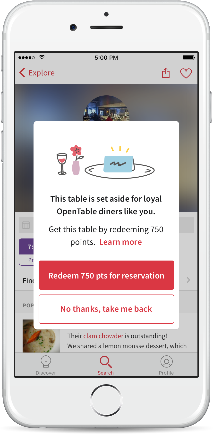 Opentables New Feature Gives Regulars Vip Access Eater