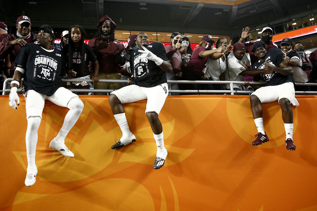 Capital One Orange Bowl - Texas A&M v North Carolina