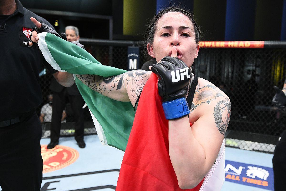 UFC Fight Night: Buys v Conejo