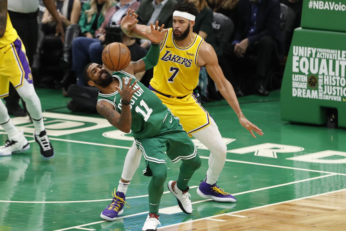 JaVale McGee, Tyson Chandler think some free agents may not be able to handle pressure of playing for Lakers