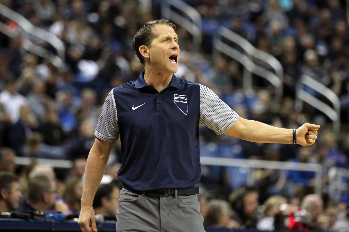 NCAA Basketball: Radford at Nevada