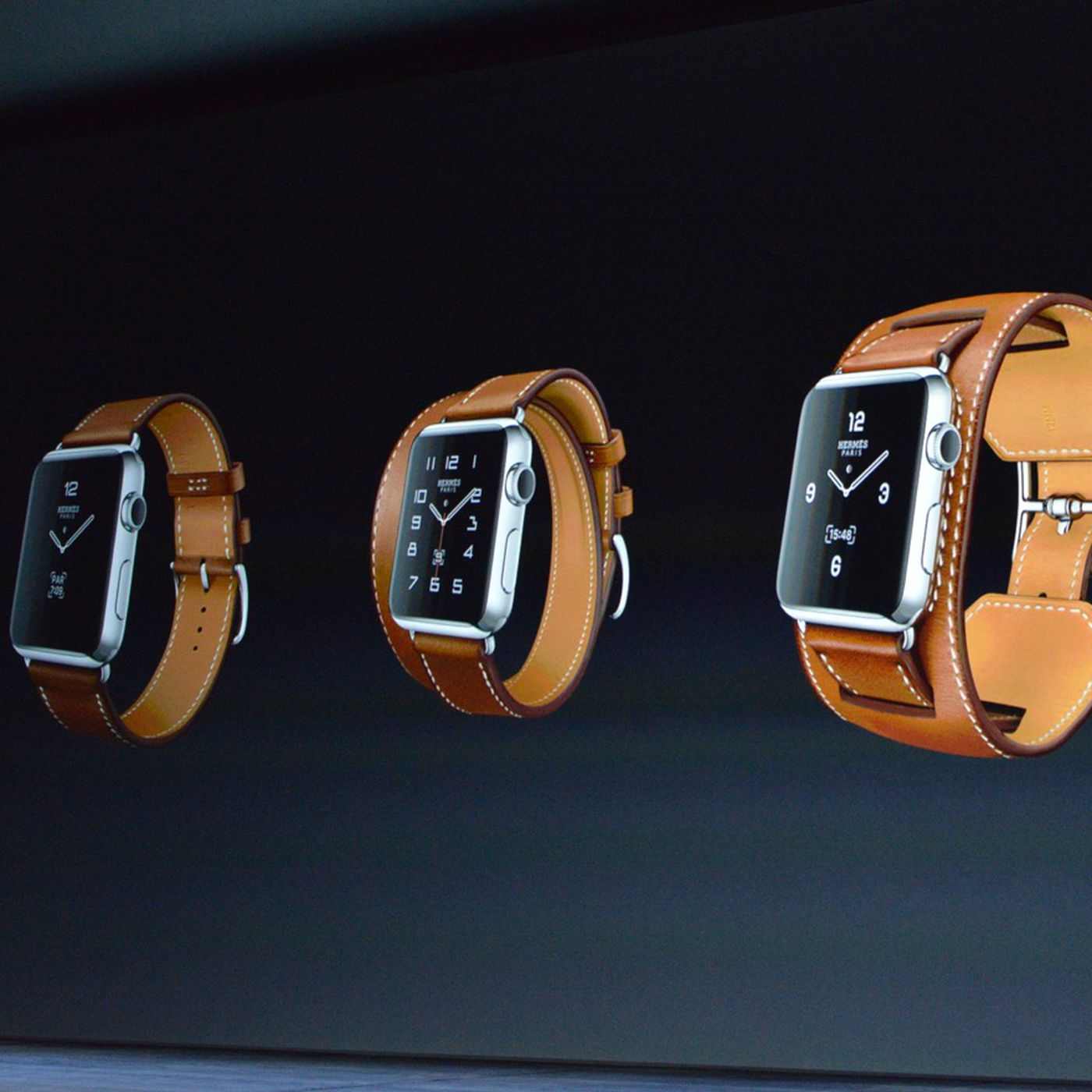 1bb099c9544 Apple and Hermès are teaming up to introduce the Apple Watch Hermès  collection - The Verge