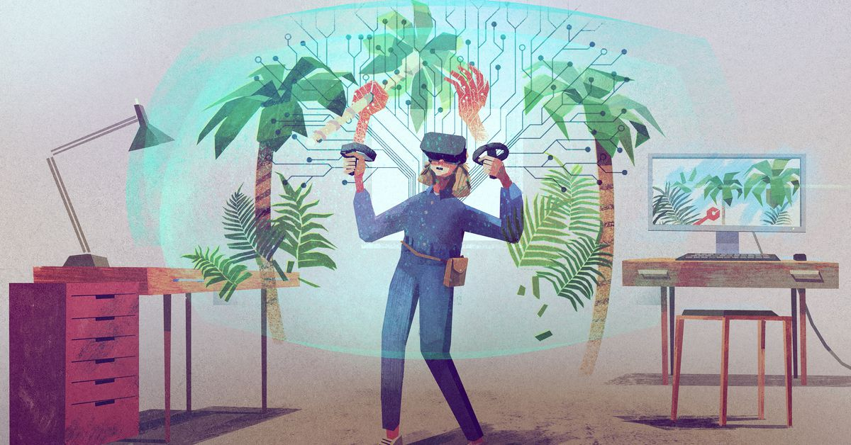 Where Oculus' VR games go from here