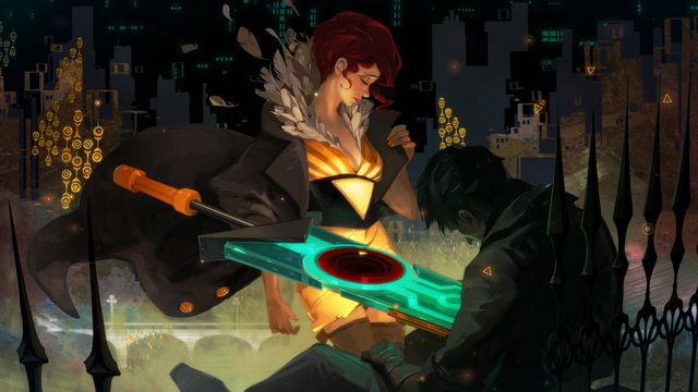 Transistor review: a girl and her sword