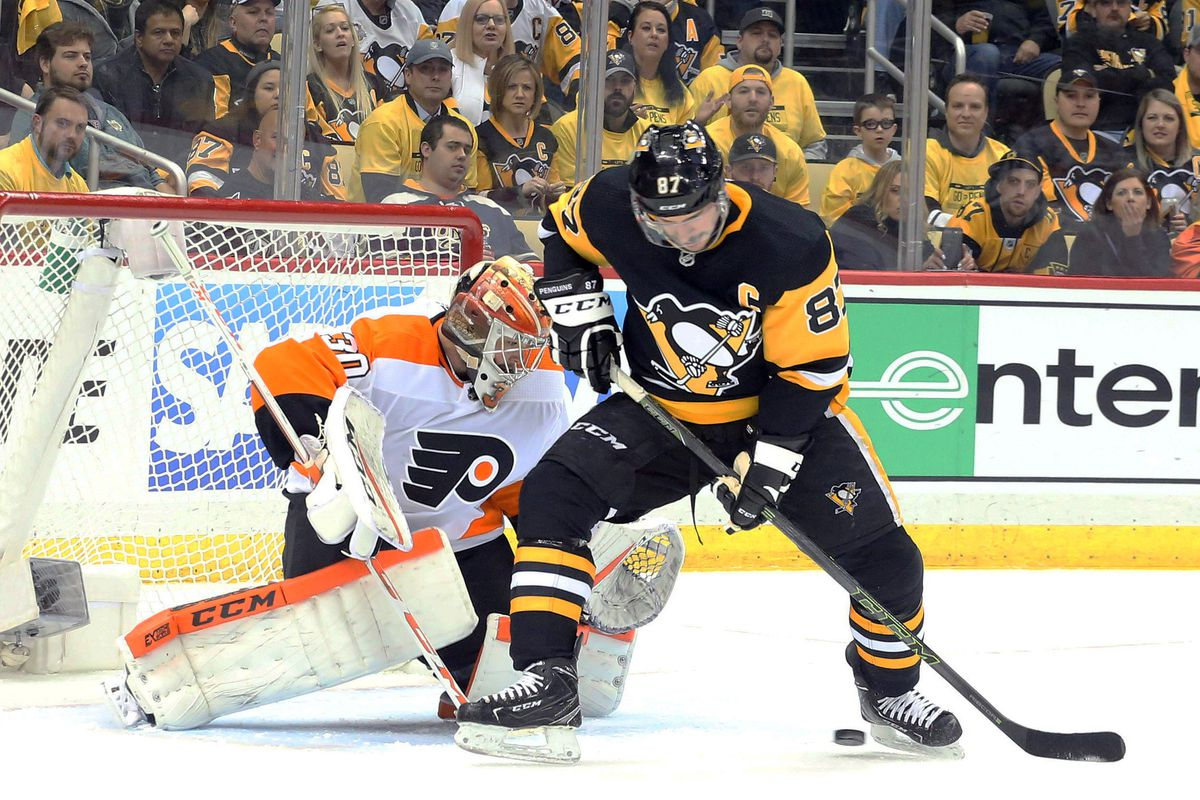 23c35edae8f Penguins Flyers Game 5 Recap  Pens cough up a lead and lose - PensBurgh