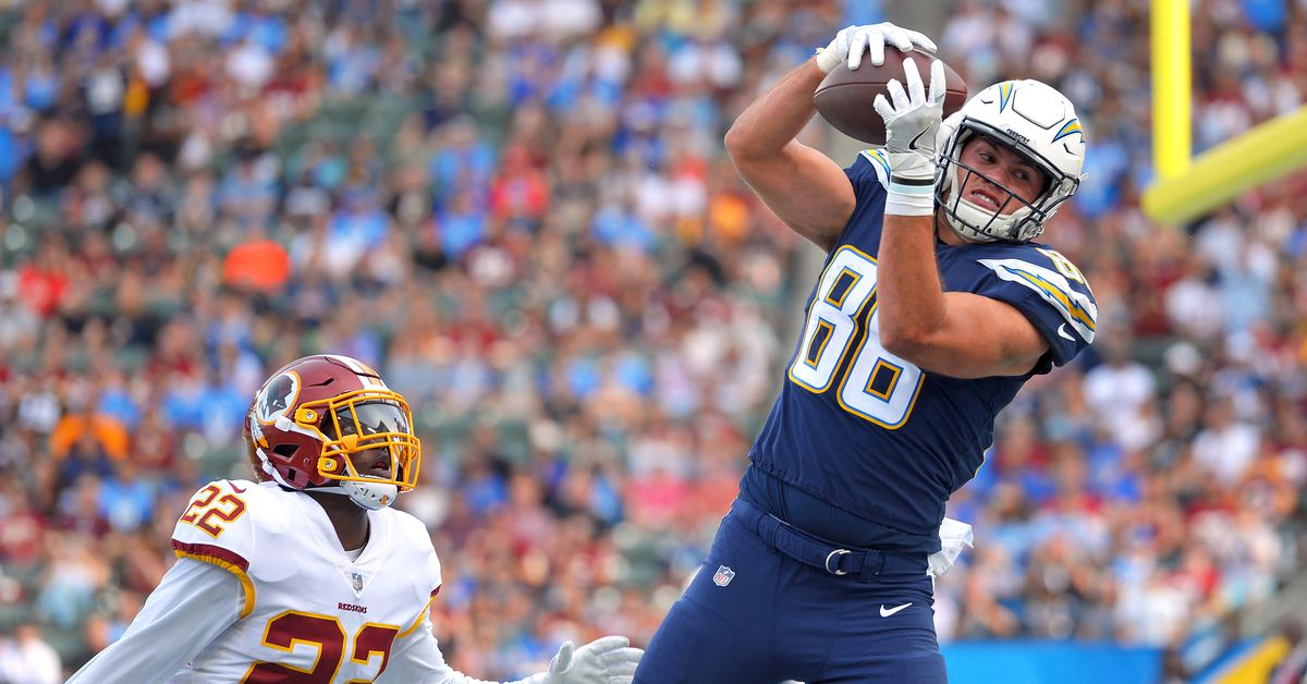 Why Hasn't Hunter Henry Been Placed On Injured Reserve Yet?