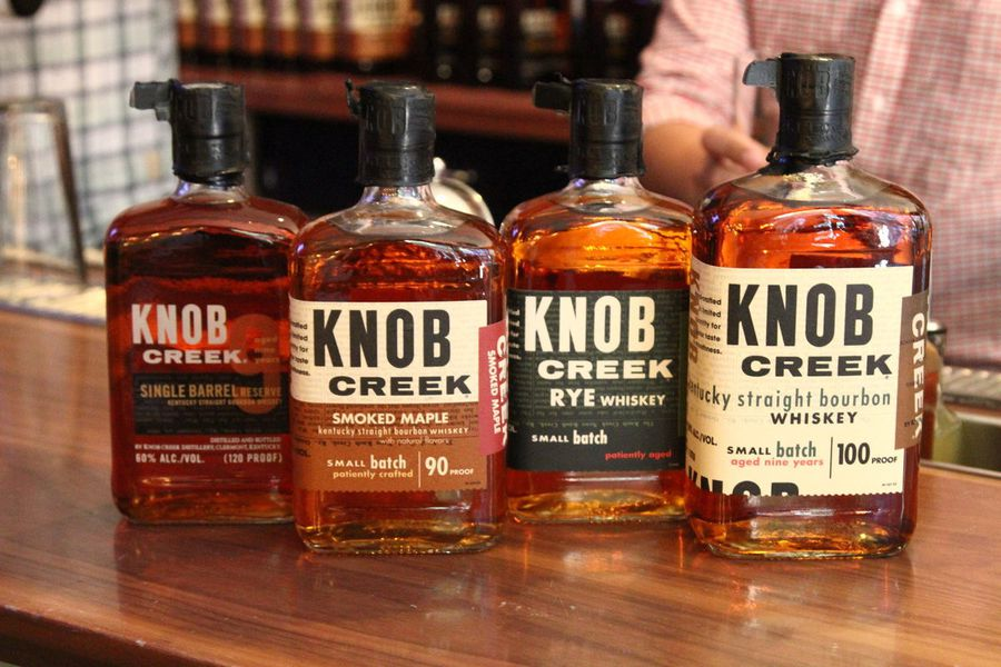 Scenes From Knob Creek S Big Flavor Dinner Series Eater Ny