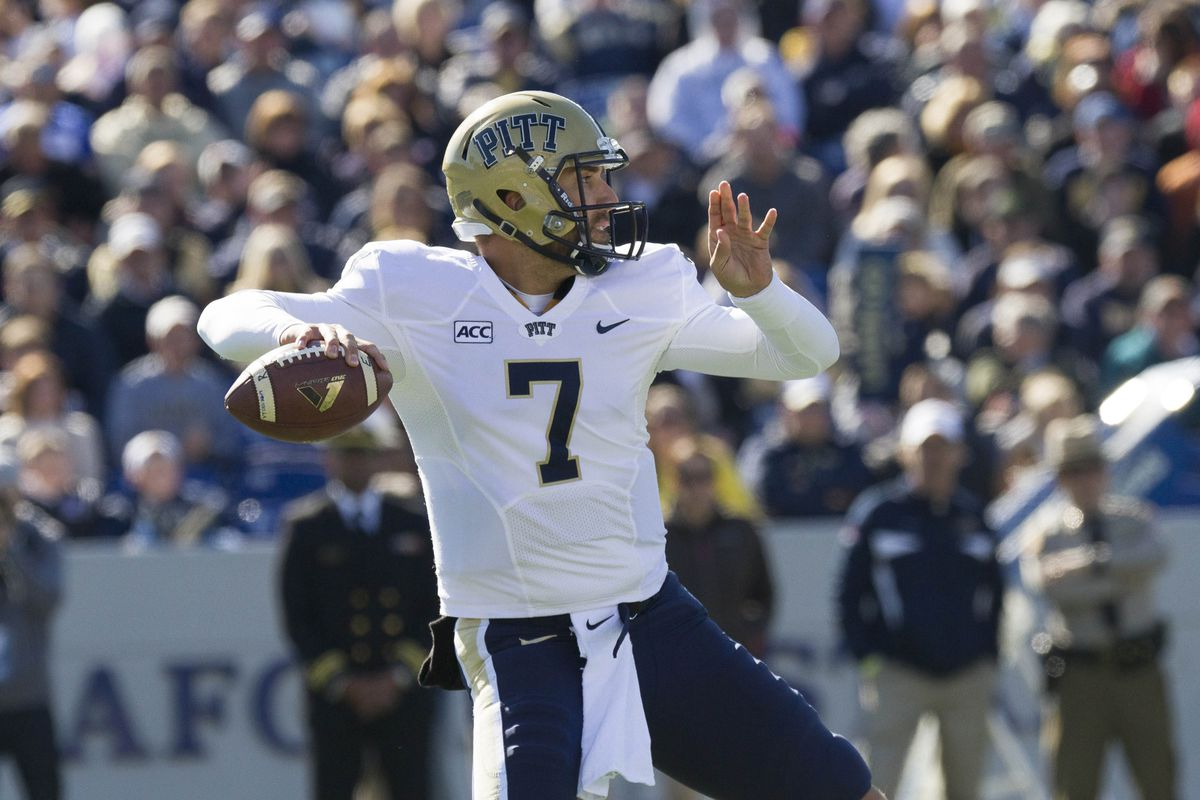 Pitt has turned to the passing game this season with fair results.