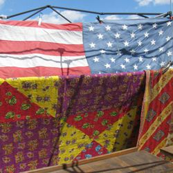 """Pretty quilts from <a href=""""http://www.indieshop.com/vendors/a-little-of-india"""" rel=""""nofollow"""">A Little of India</a>"""