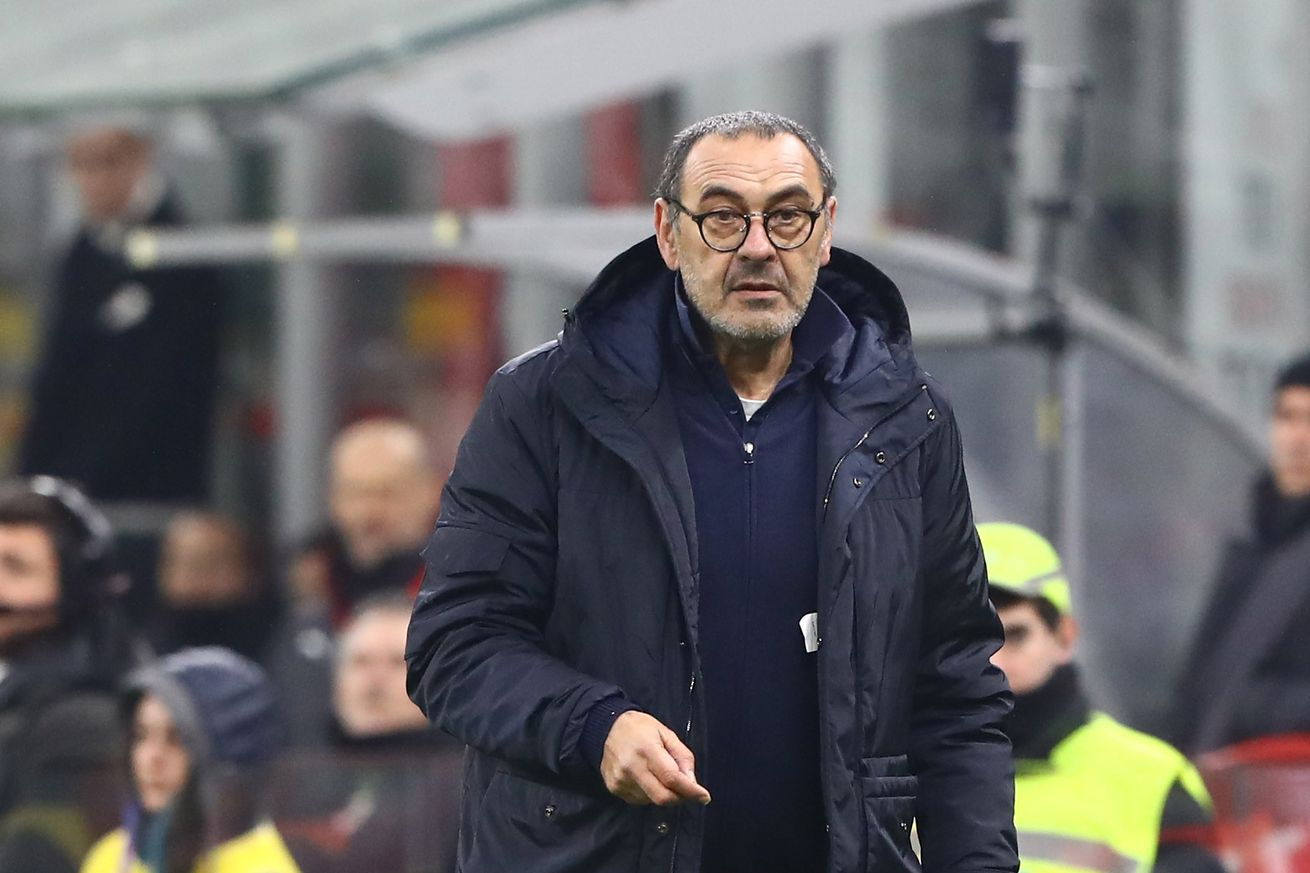 Sarri: It?s a process and we are continuing