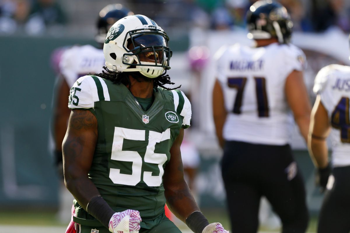 Jets 2018 Roster Countdown: Number 55 Lorenzo Mauldin - Gang Green ...