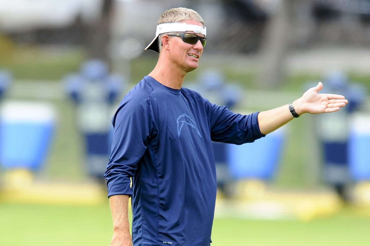 Mike Mccoy Shifts The Chargers Culture Bolts From The Blue