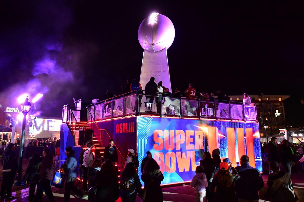 NFL: Super Bowl LIII-City Views