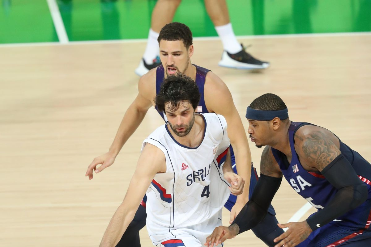 7b8cea929 NBA Free Agency  Clippers Sign Milos Teodosic for 2 Years