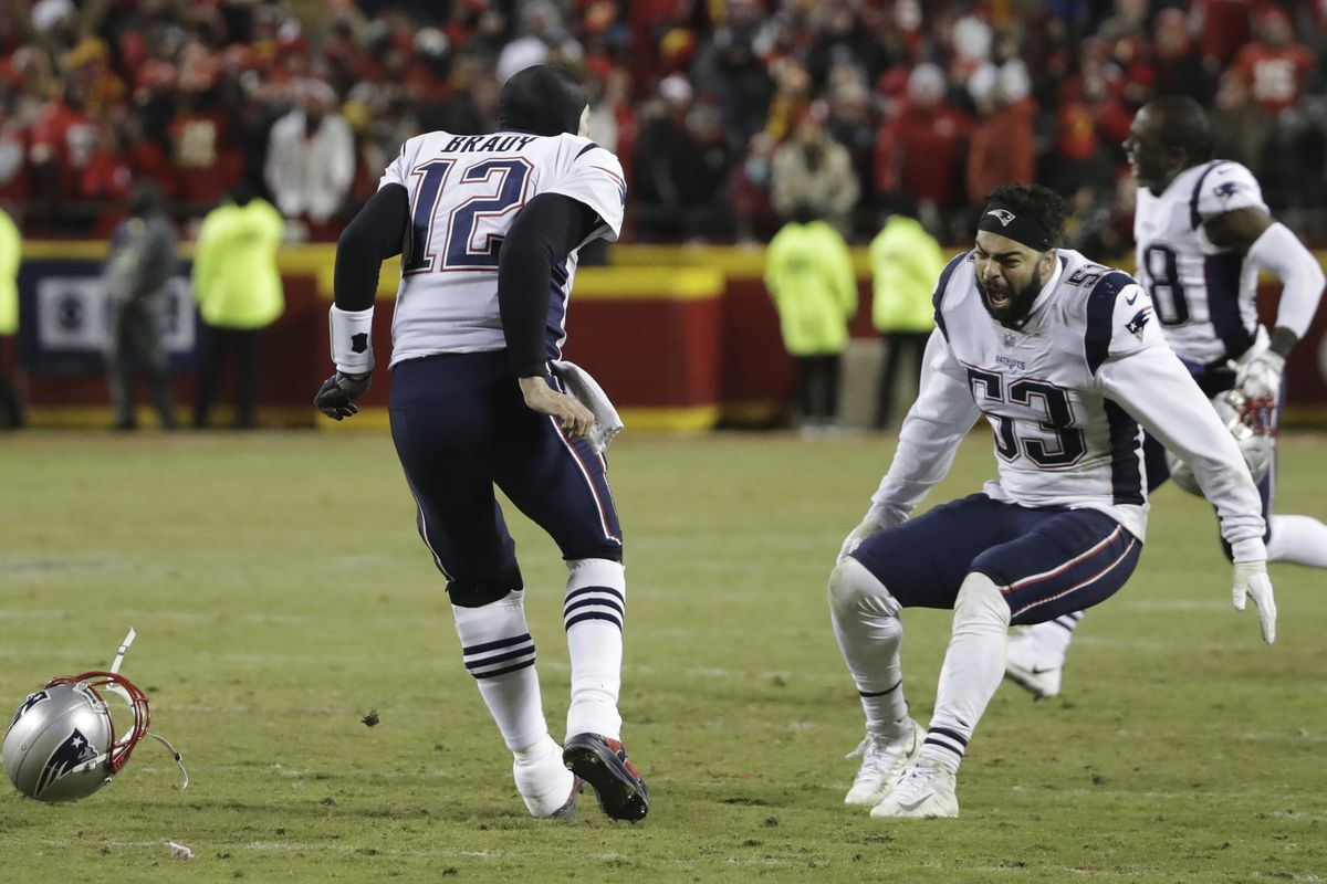 Morning Links: Kyle Van Noy takes to Twitter following Pats