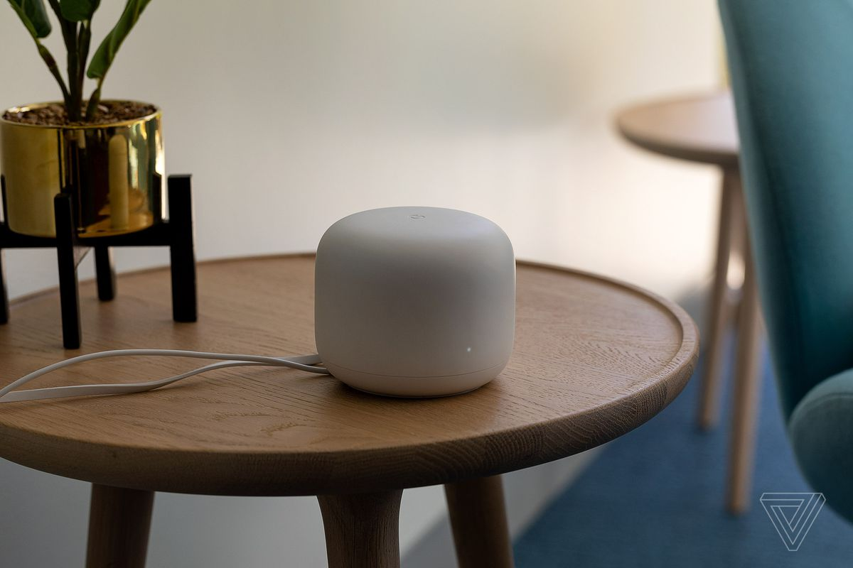 Google Nest Wifi review: the smarter mesh router - The Verge