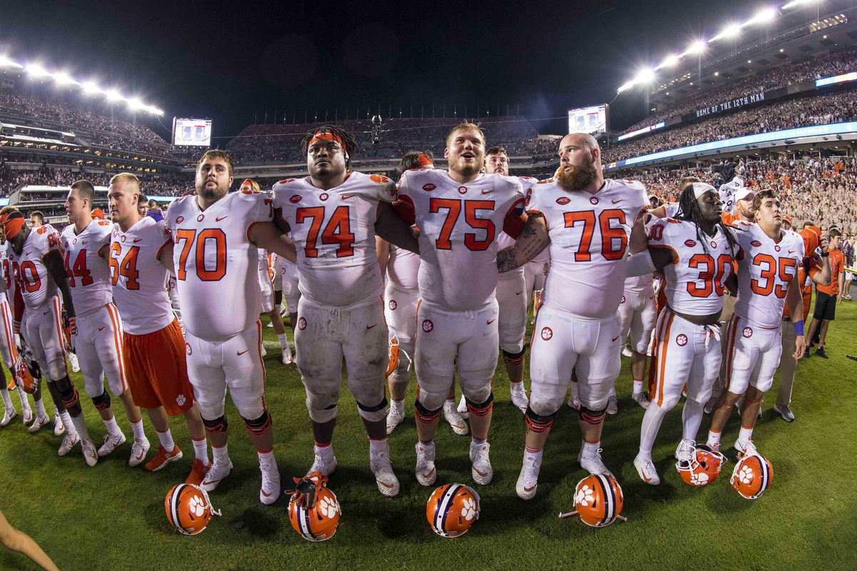 NCAA Football: Clemson at Texas A&M