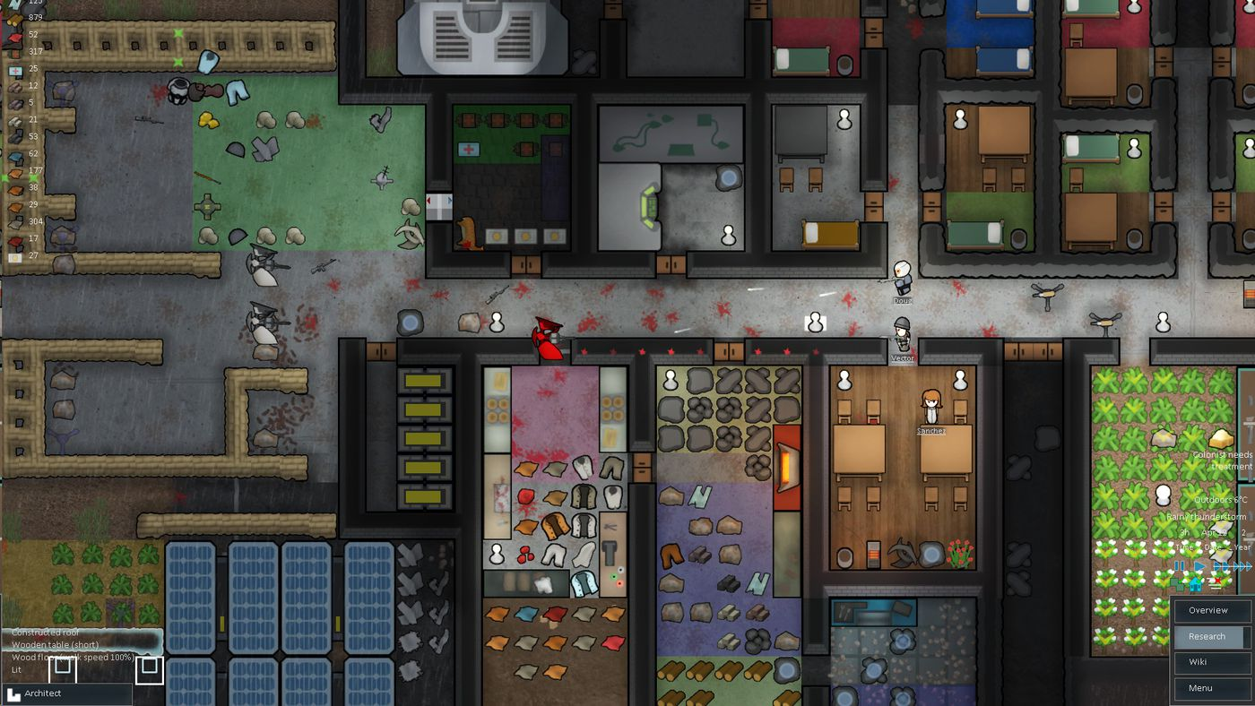 RimWorld's sexuality problem leads to 'witch hunt,' says