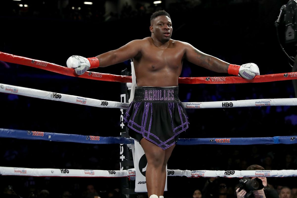 jarrell miller talks weight promoters 50 cent and more