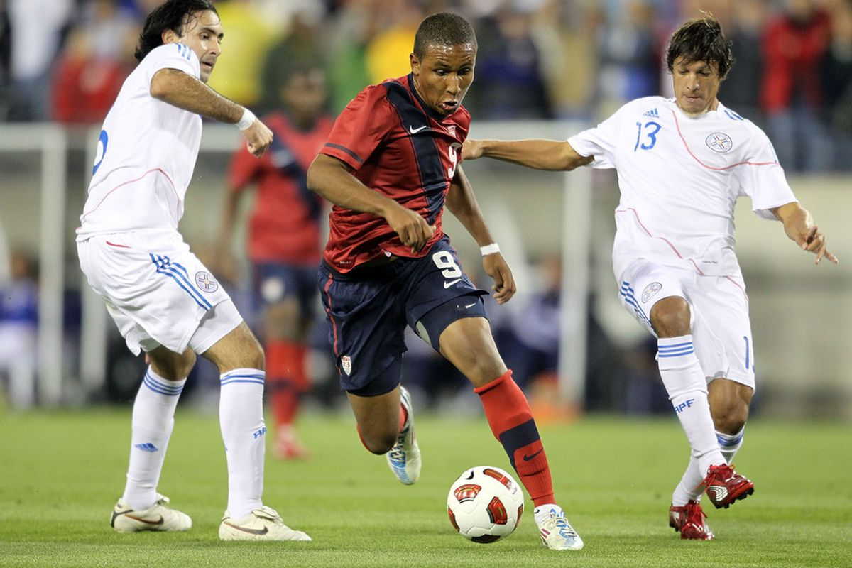 Agudelo: Gets another call-up to the USMNT