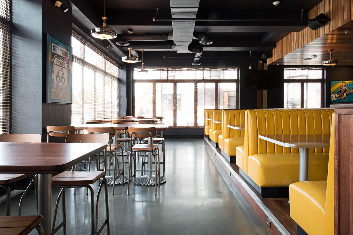 Backyard Betty S Opens In Southie Eater Boston