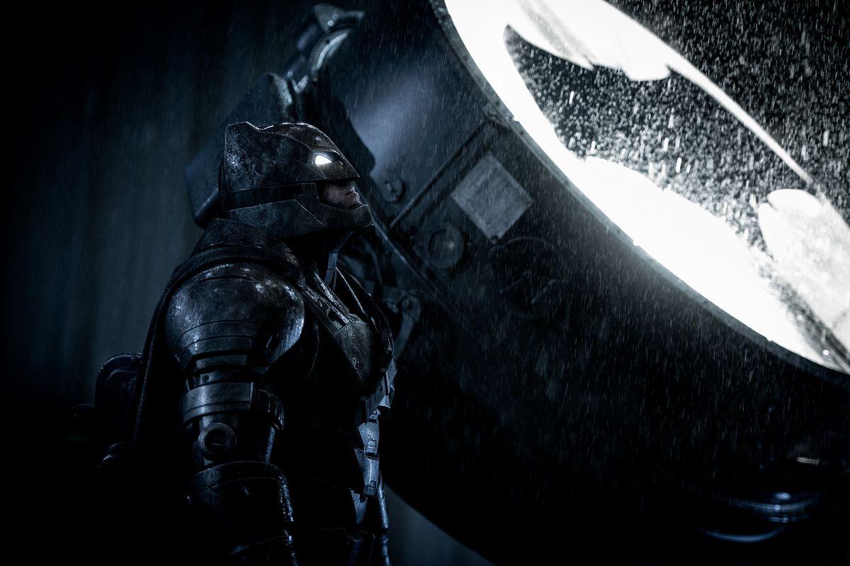 Batman in Batman v Superman