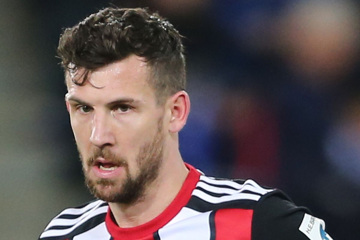 Image result for jake wright sheffield united
