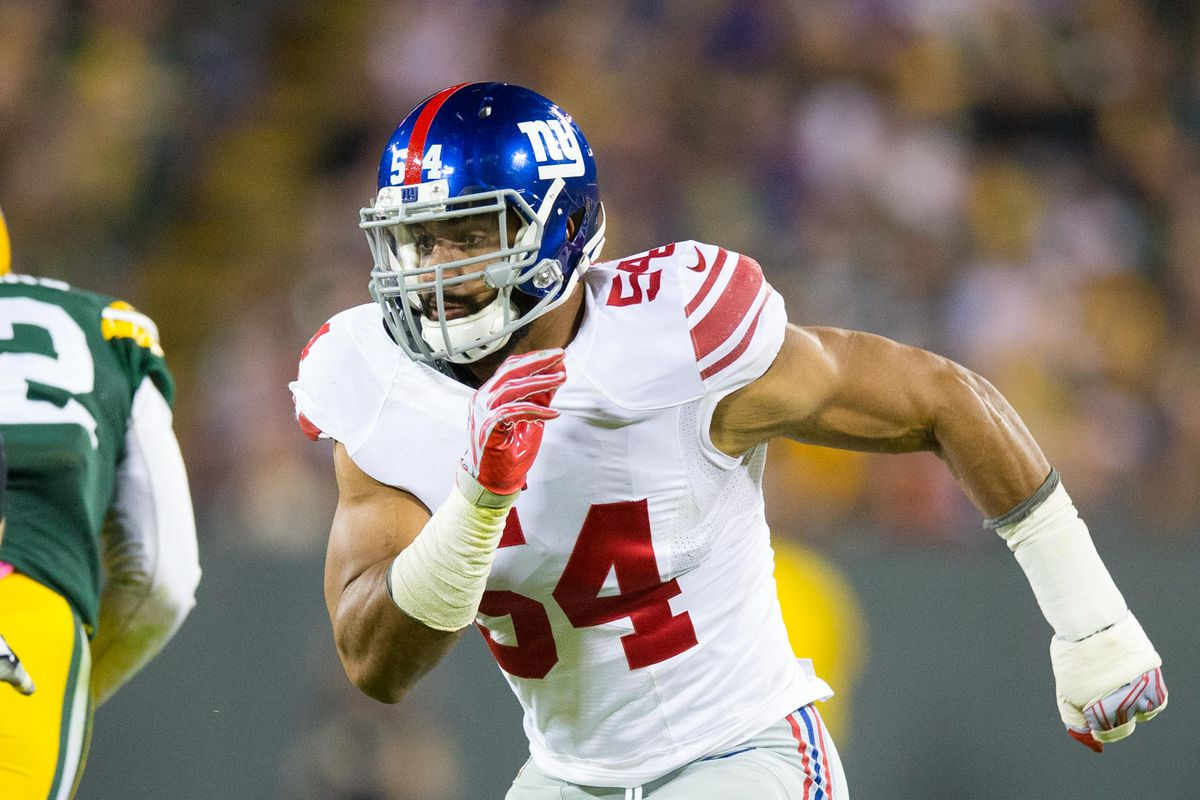 Olivier Vernon has played better than you think Big Blue View