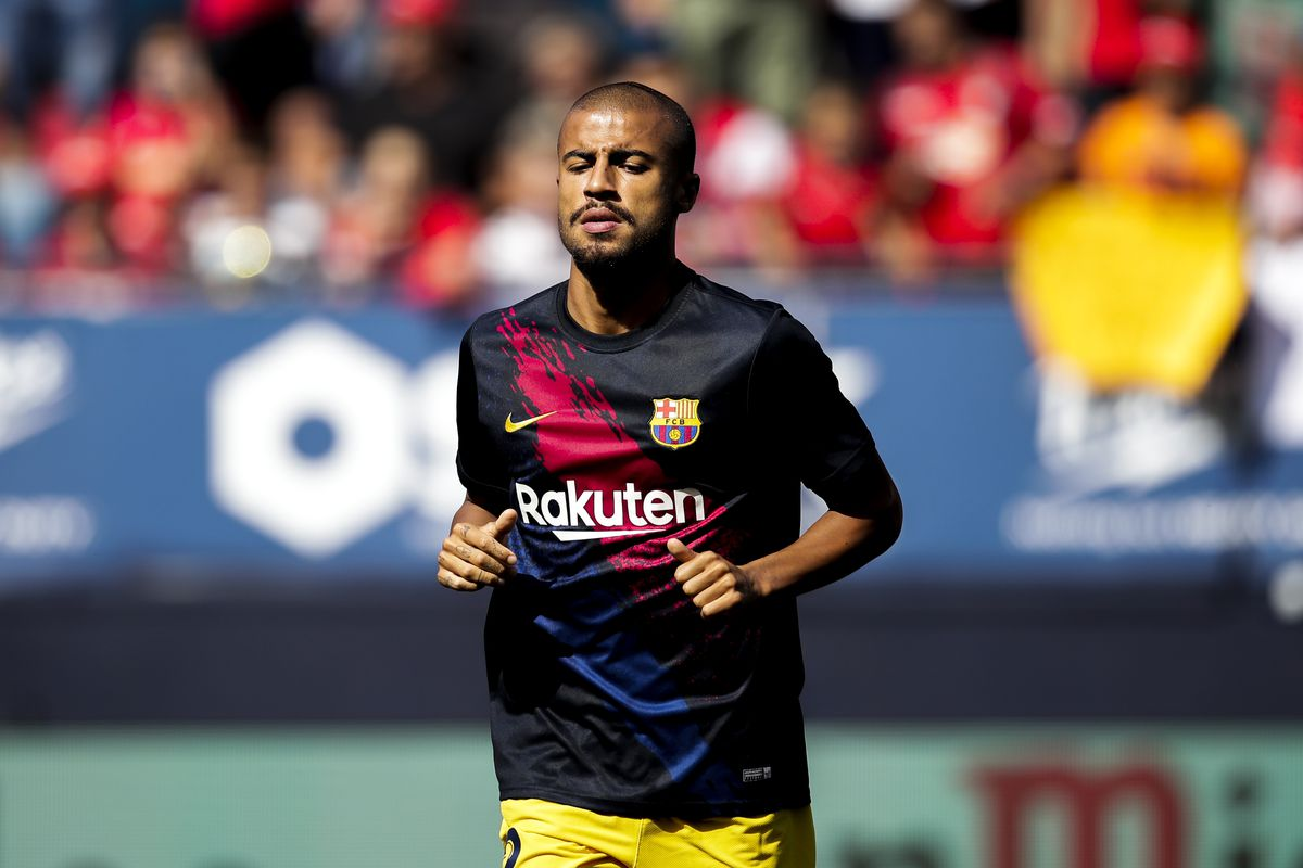 Celta linked with Barcelona's Rafinha after Valencia rule out move