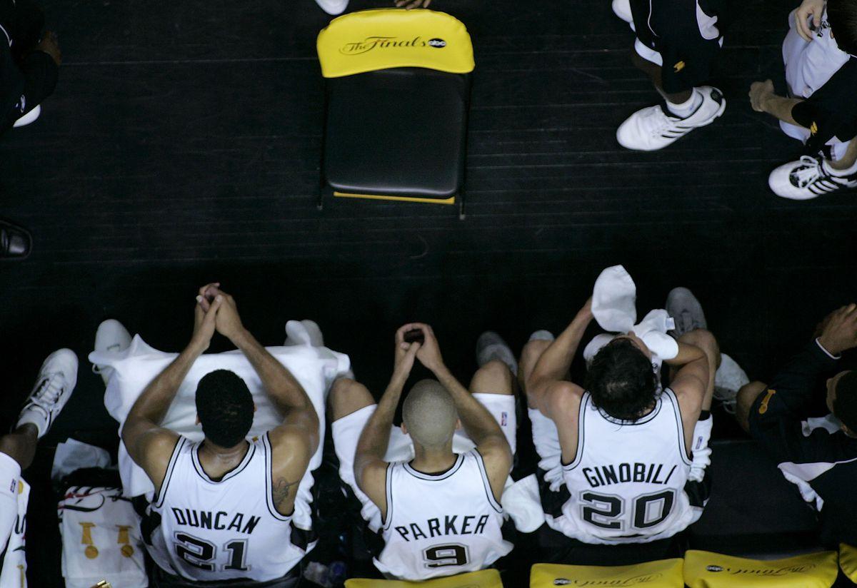 NBA Finals Game 6: Detroit Pistons v San Antonio Spurs