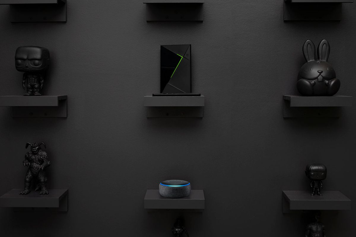 Alexa skills come to the Nvidia Shield TV - The Verge