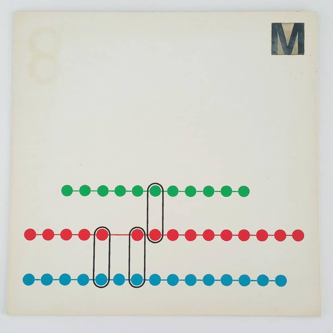 D.C. Metro map with circles