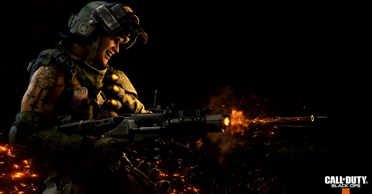 Call of Duty found its success by bridging the gap between casual console  shooters and ultra-competitive PC shooters. It didn t require the careful  ... 2405efdc2133